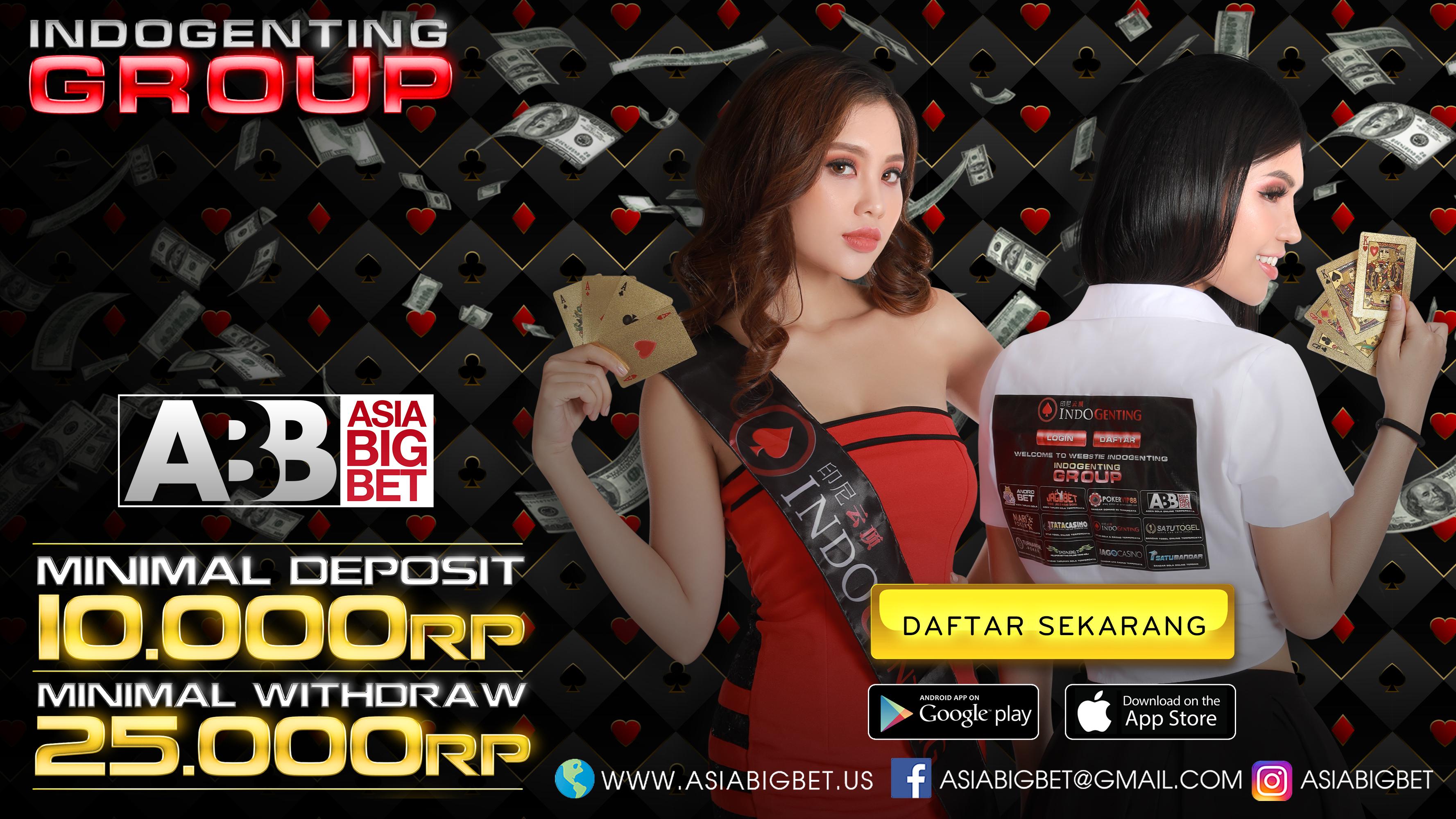 Kartu Domino, Asiabigbet, Poker Online, SBOBET, UBOBET