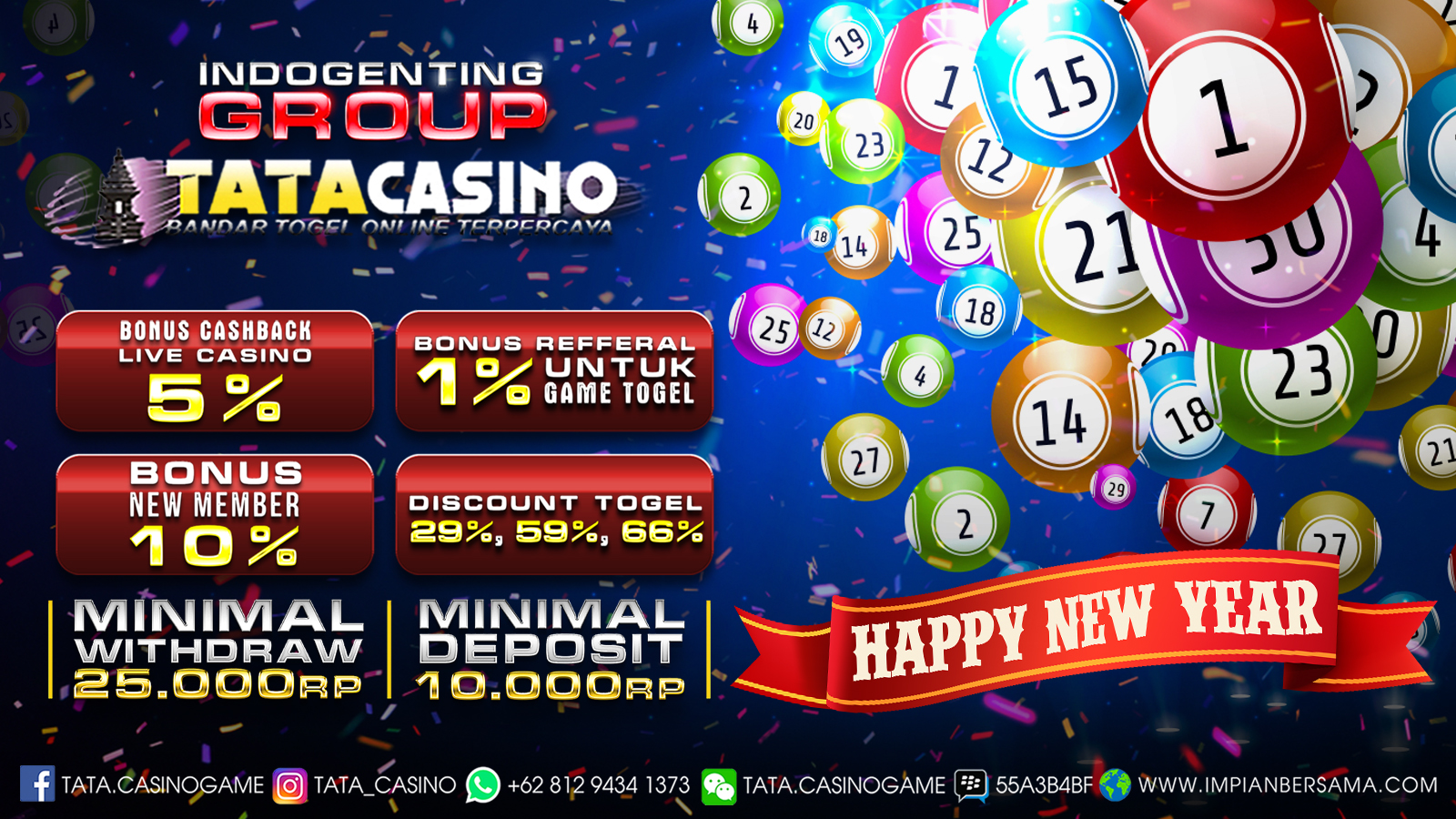 Betting Togel Online